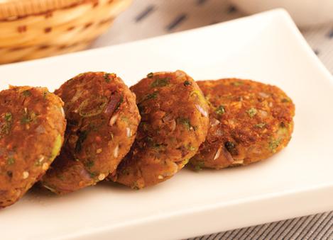 Beef Shaami Kebab