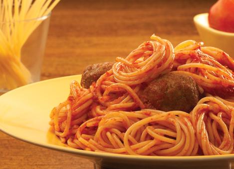 Kofta Spaghetti