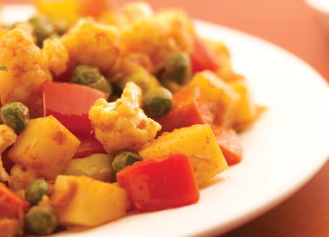 Mixed Vegetables Masala
