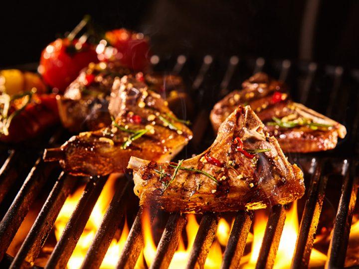 BBQ Mutton Ribs