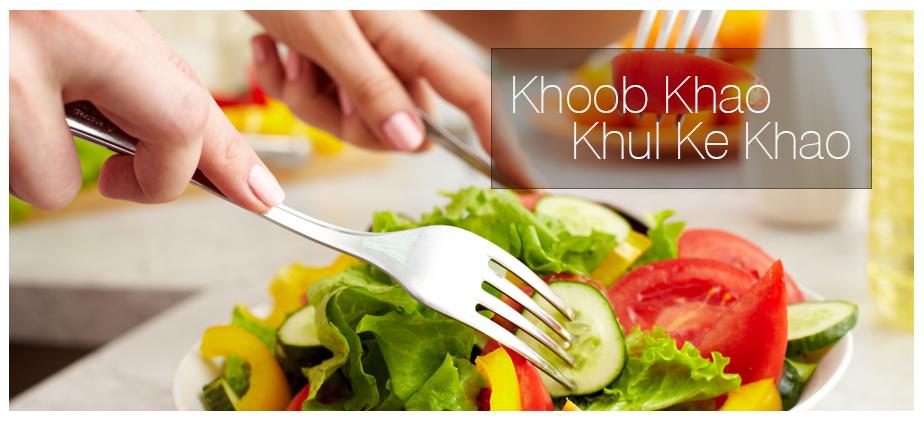 Khoob Khao Khul Ke Khao